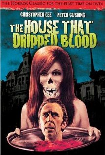 The House That Dripped Blood kapak