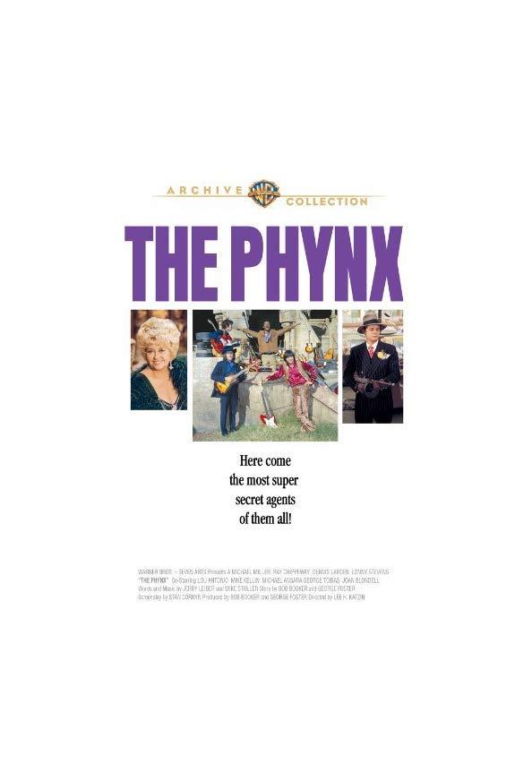The Phynx kapak