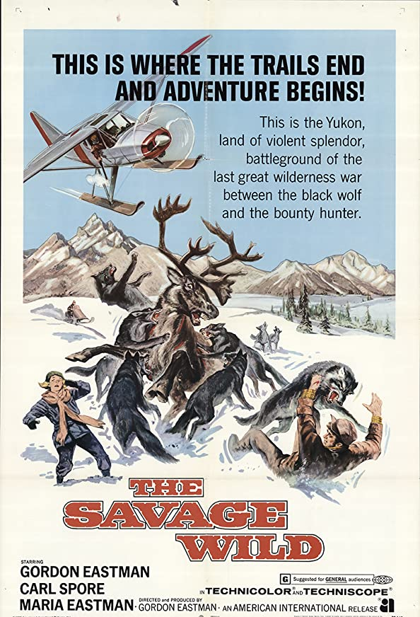 The Savage Wild kapak