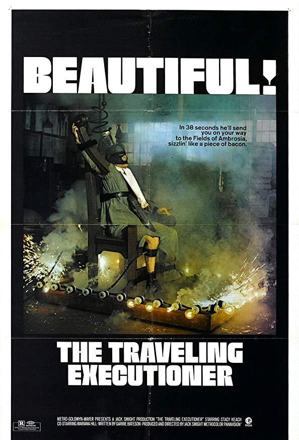 The Traveling Executioner kapak