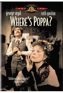 Where's Poppa? kapak