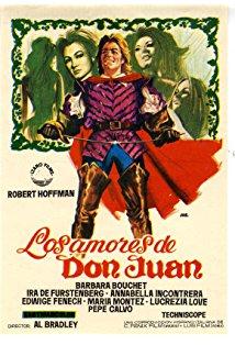 Nights and Loves of Don Juan kapak