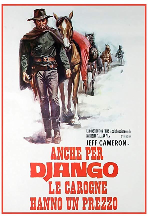 Django's Cut Price Corpses kapak