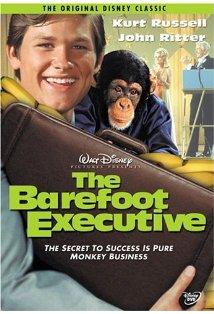 The Barefoot Executive kapak