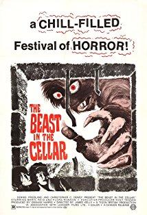 The Beast in the Cellar kapak