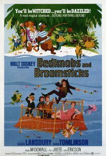 Bedknobs and Broomsticks kapak