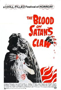 The Blood on Satan's Claw kapak