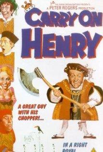 Carry on Henry kapak