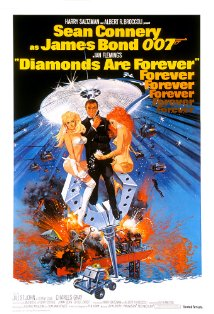 Diamonds Are Forever kapak