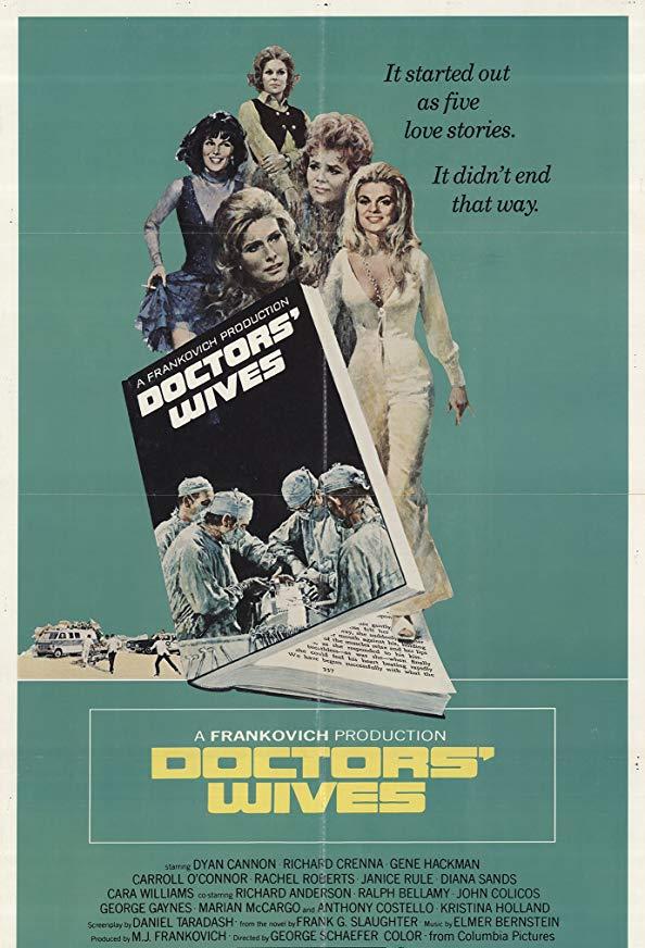 Doctors' Wives kapak