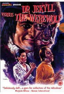 Doctor Jekyll y el Hombre Lobo kapak