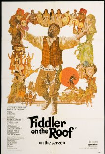 Fiddler on the Roof kapak