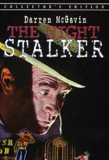 The Night Stalker kapak