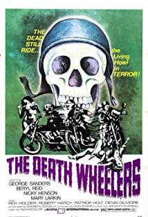 The Death Wheelers kapak