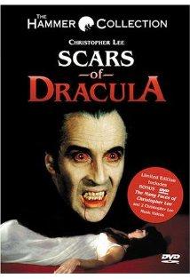 Scars of Dracula kapak