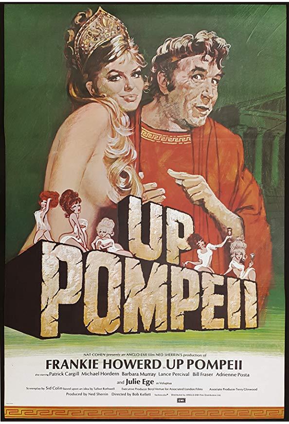 Up Pompeii kapak