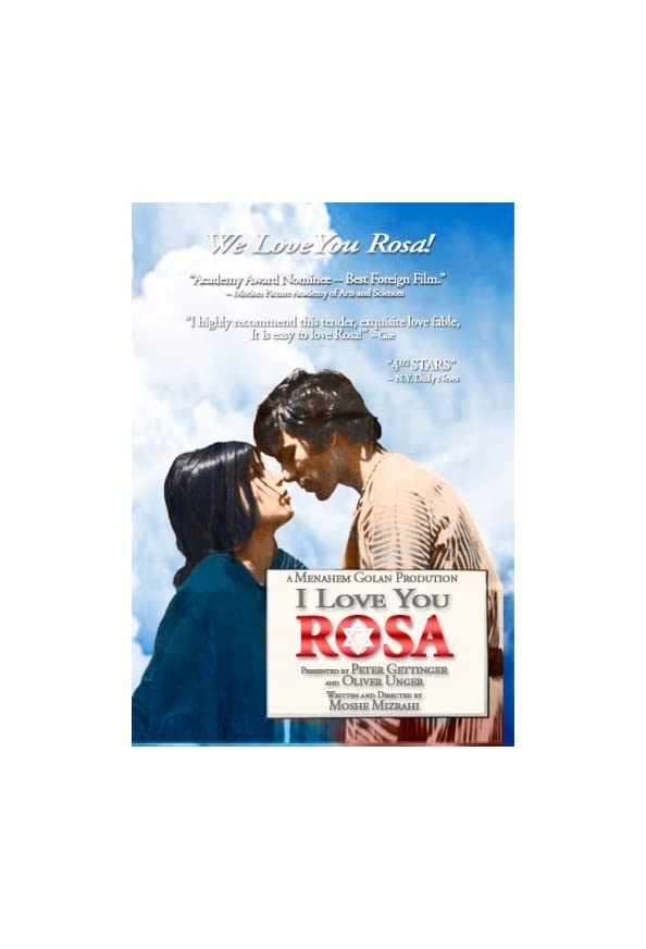 I Love You Rosa kapak
