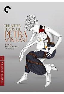 Die bitteren Tränen der Petra von Kant kapak