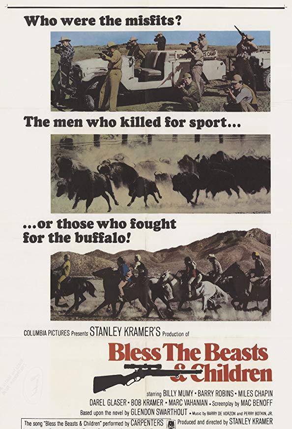 Bless the Beasts & Children kapak