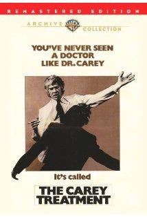 The Carey Treatment kapak