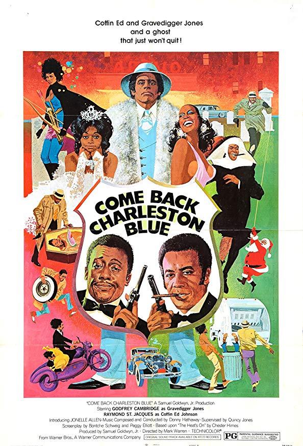 Come Back Charleston Blue kapak