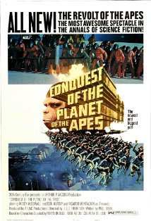 Conquest of the Planet of the Apes kapak