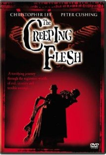 The Creeping Flesh kapak