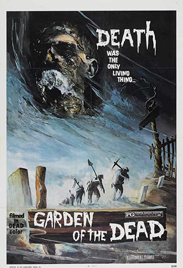 Garden of the Dead kapak