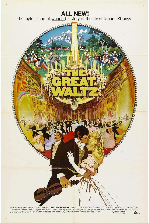 The Great Waltz kapak