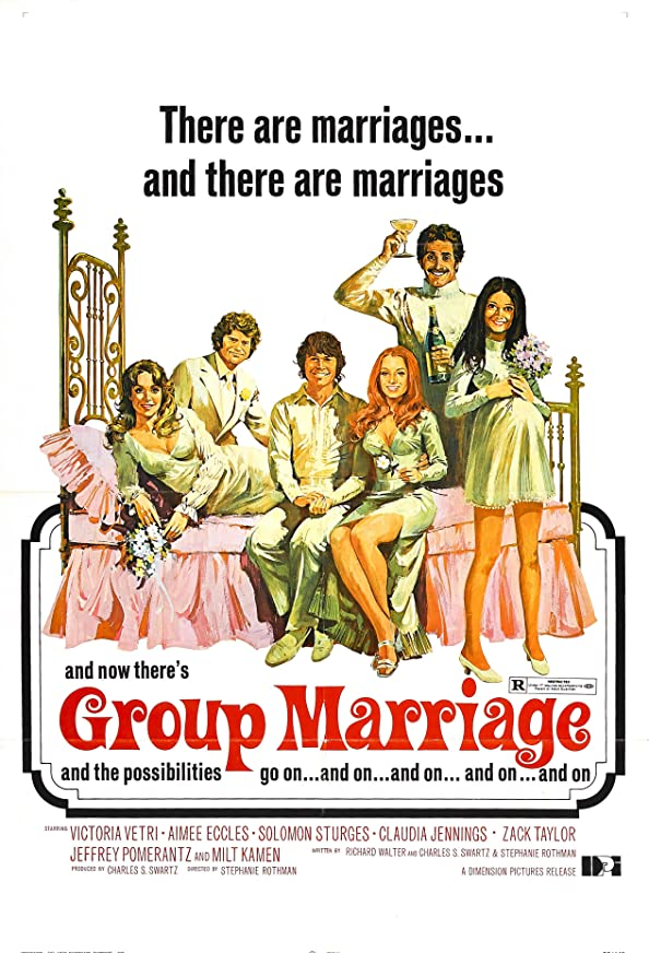 Group Marriage kapak