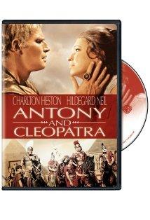Antony and Cleopatra kapak