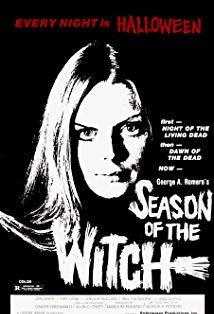 Season of the Witch kapak