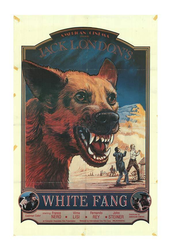 White Fang kapak
