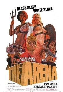 The Arena kapak