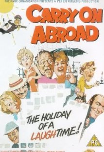 Carry on Abroad kapak