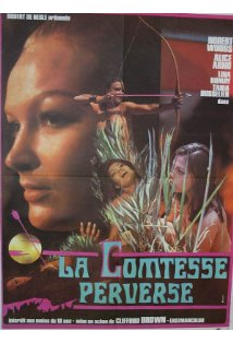 La comtesse perverse kapak