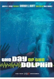 The Day of the Dolphin kapak