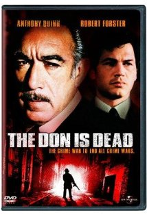 The Don Is Dead kapak