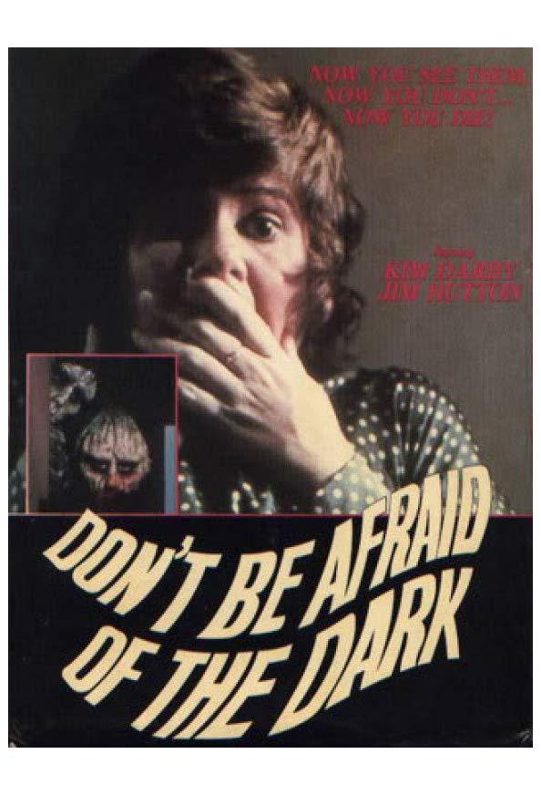 Don't Be Afraid of the Dark kapak