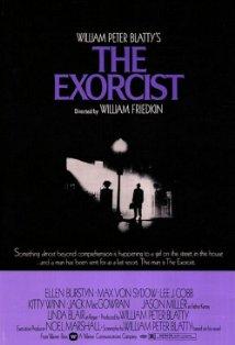 The Exorcist kapak