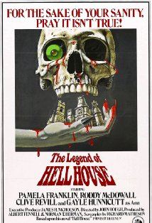 The Legend of Hell House kapak