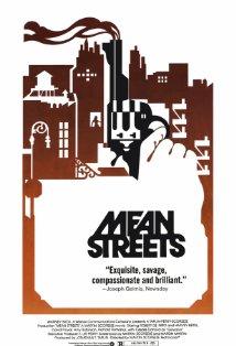 Mean Streets kapak