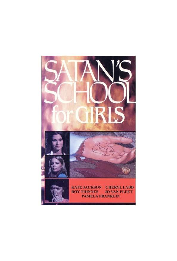 Satan's School for Girls kapak