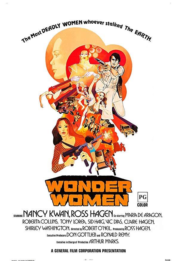 Wonder Women kapak