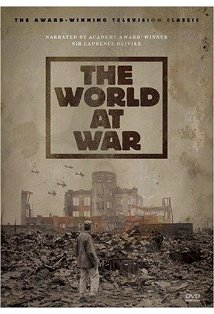 The World at War kapak