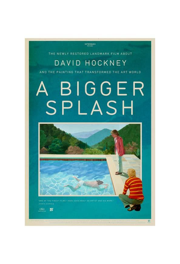 A Bigger Splash kapak