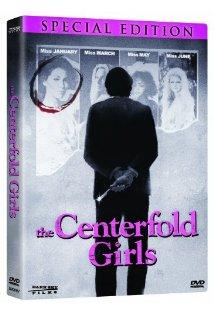 The Centerfold Girls kapak