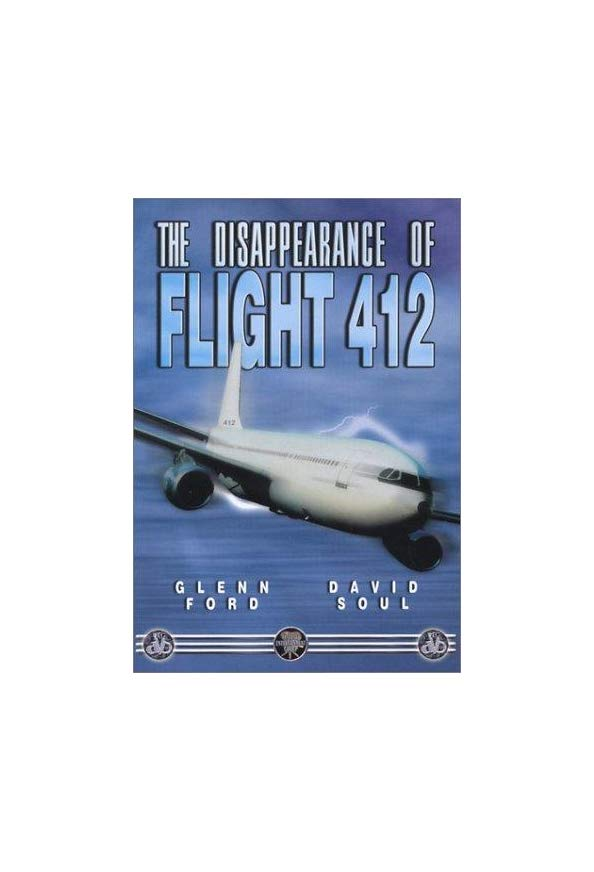 The Disappearance of Flight 412 kapak