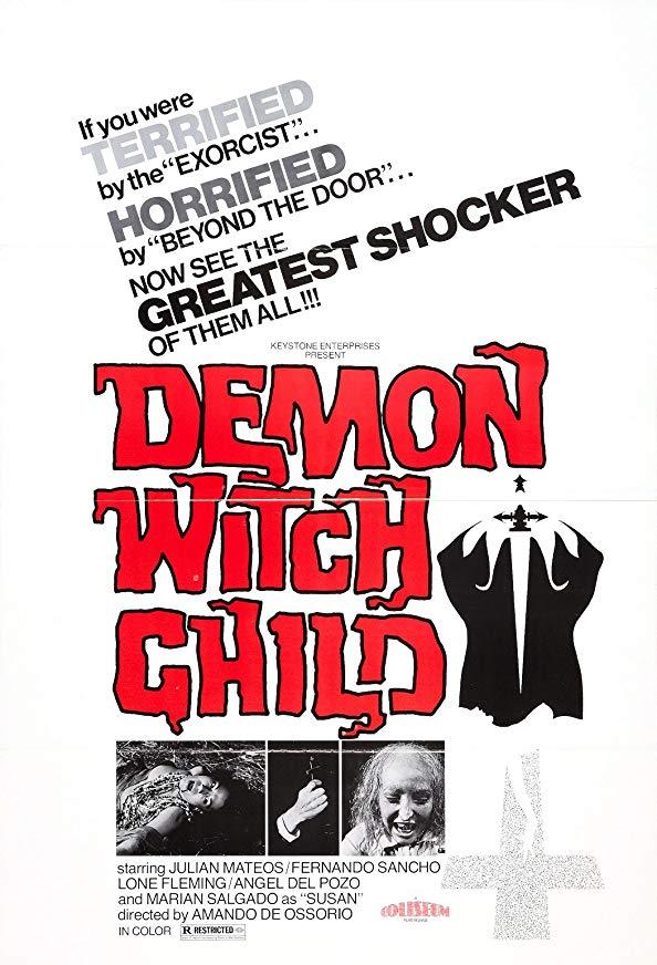 Demon Witch Child kapak