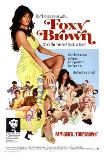 Foxy Brown kapak